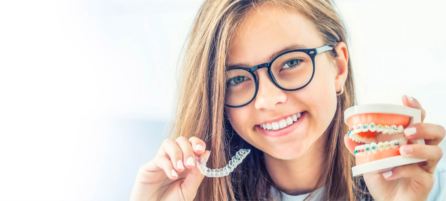 braces & invisalign get started from $200/month